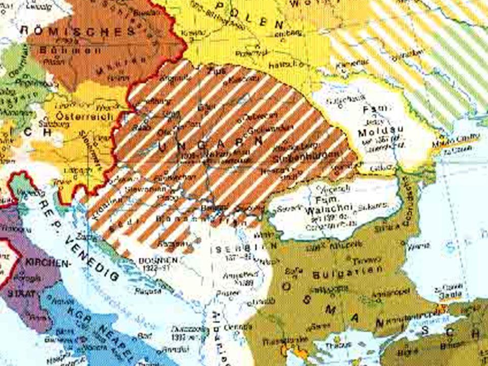 Südosteuropa im 14.Jh.