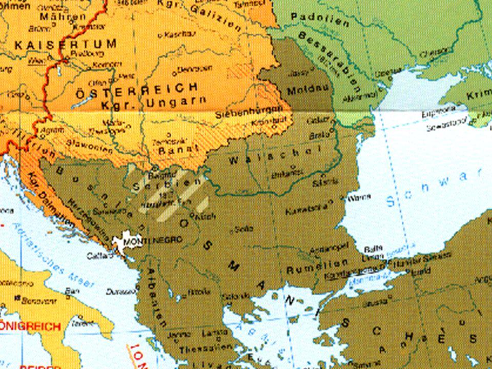 Südosteuropa um