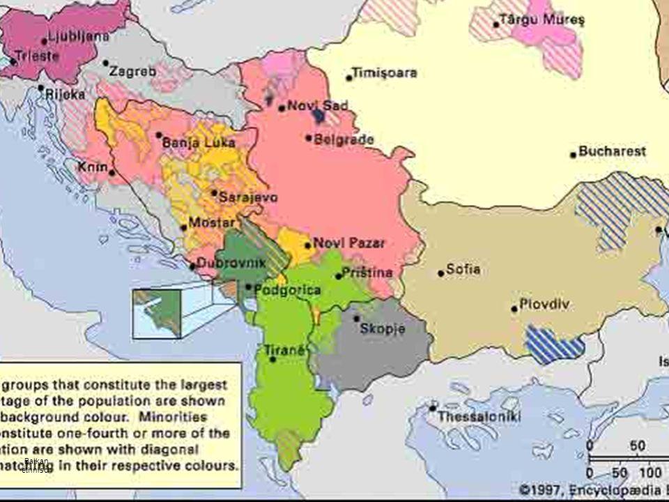 Balkan ethnisch