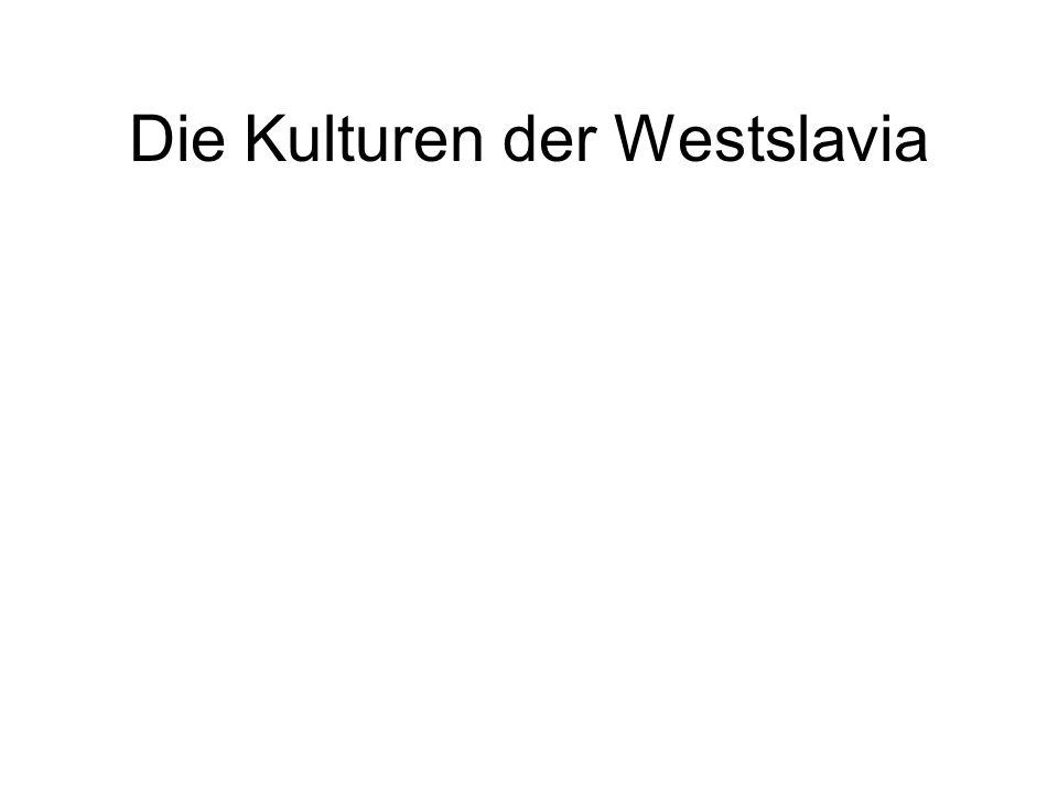 Die Kulturen der Westslavia