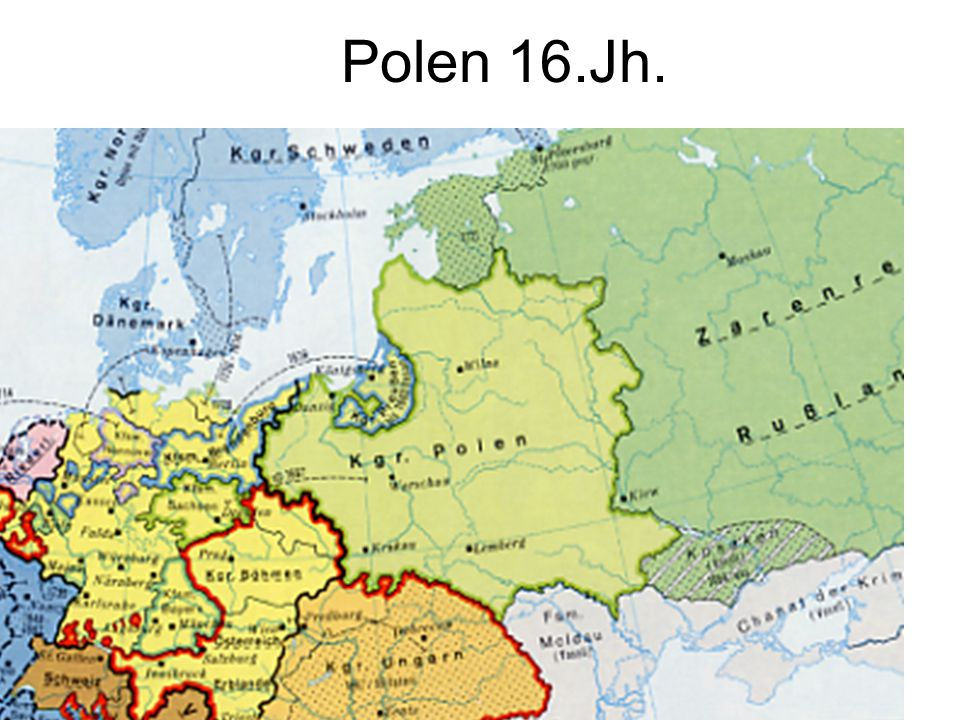 Polen 16.Jh.