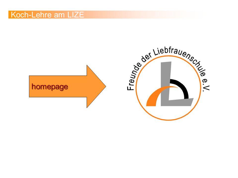 Koch-Lehre am LIZE homepage