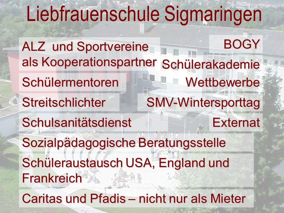 Liebfrauenschule Sigmaringen