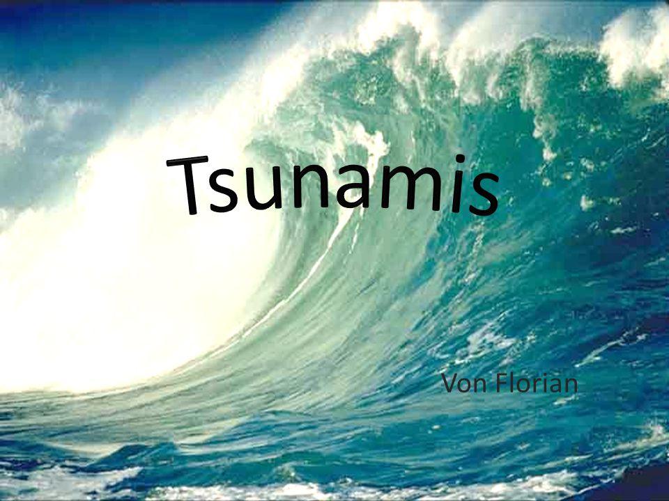 Tsunamis Von Florian