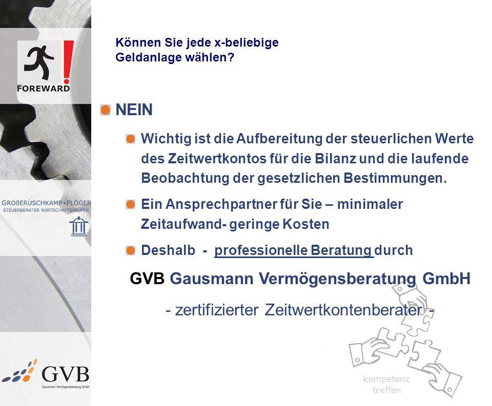 GVB Gausmann Vermögensberatung GmbH