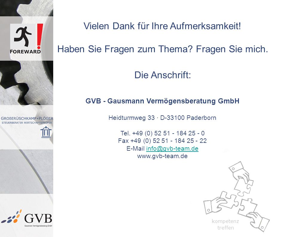E-Mail info@gvb-team.de
