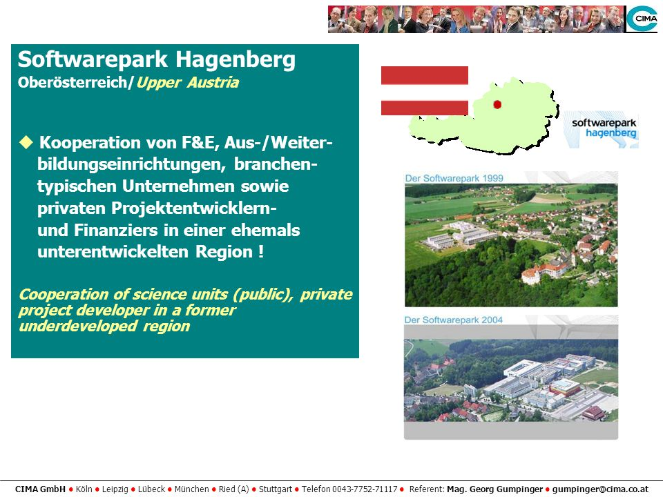 Softwarepark Hagenberg