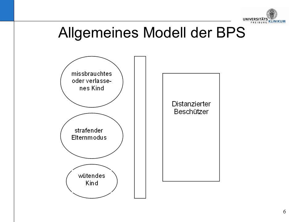 Allgemeines Modell der BPS