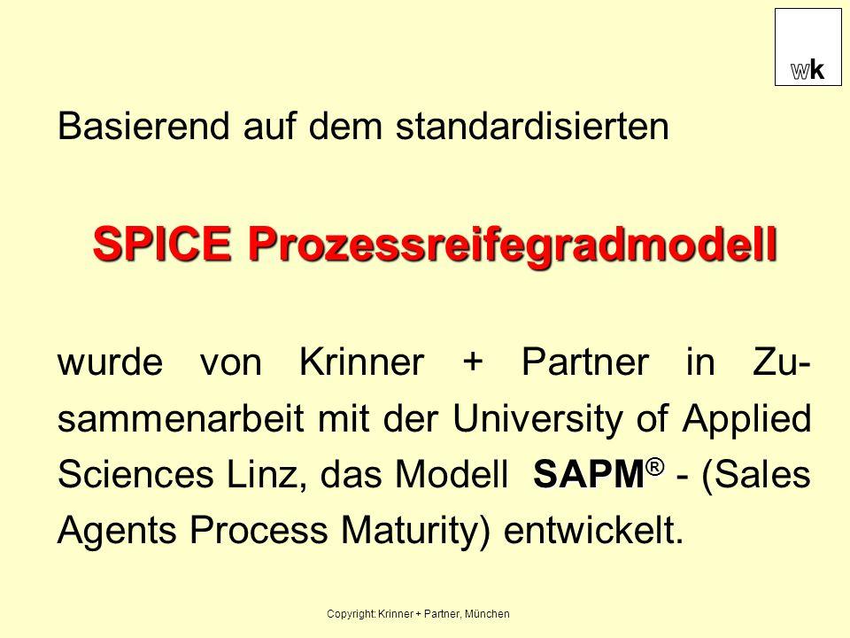 SPICE Prozessreifegradmodell