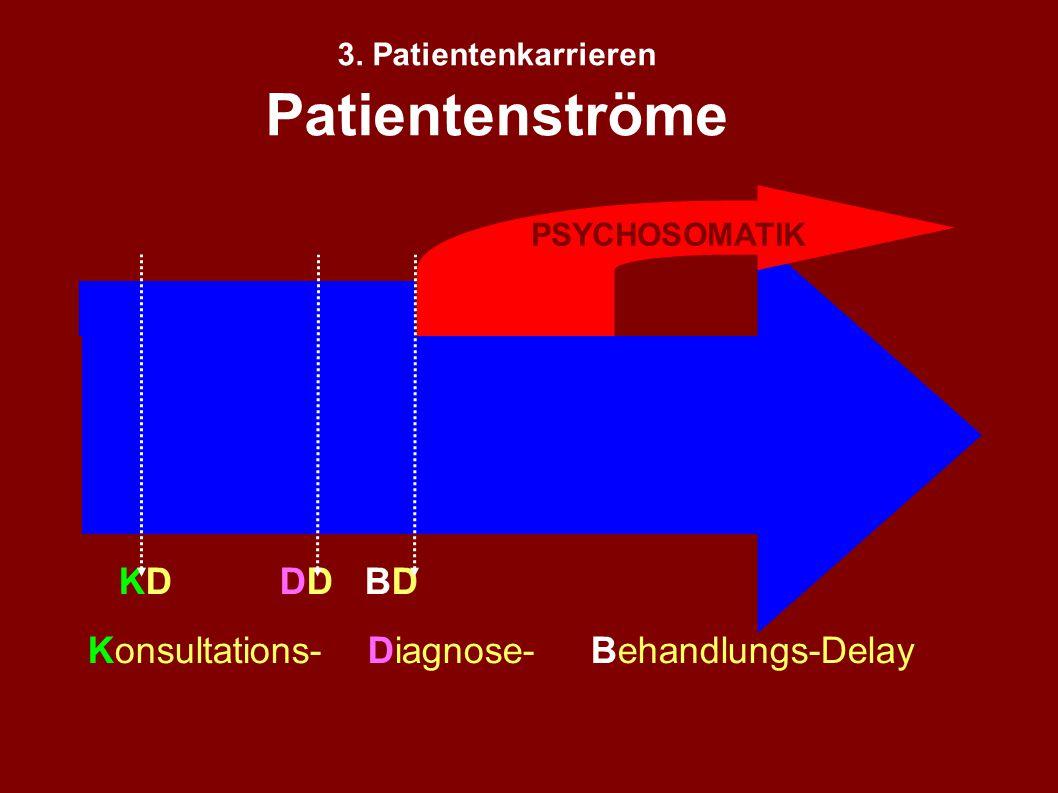 3. Patientenkarrieren Patientenströme