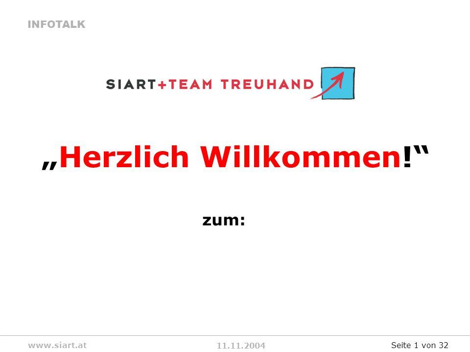 """""""Herzlich Willkommen!"""