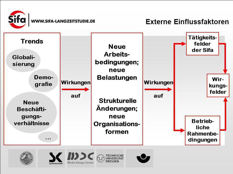 Externe Einflussfaktoren