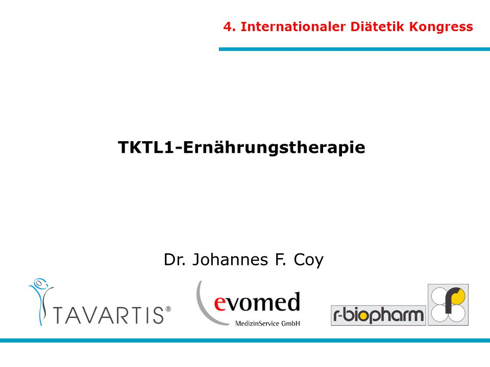 TKTL1-Ernährungstherapie
