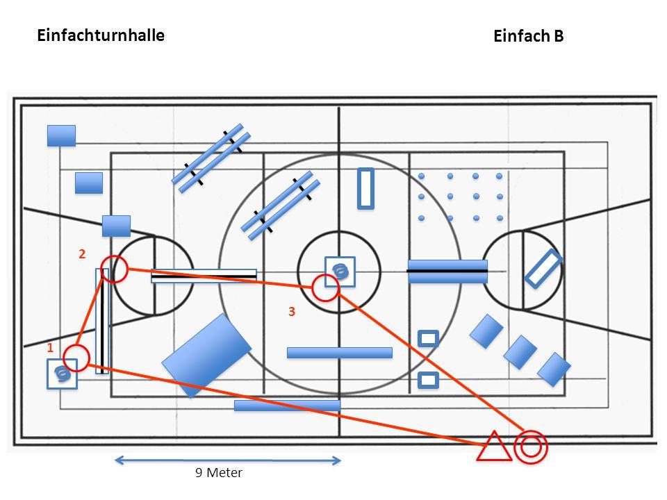 Einfachturnhalle Einfach B 2 3 1 9 Meter