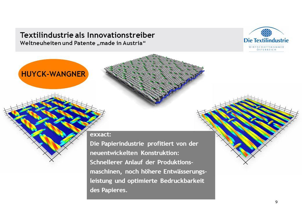 Die Papierindustrie profitiert von der neuentwickelten Konstruktion: