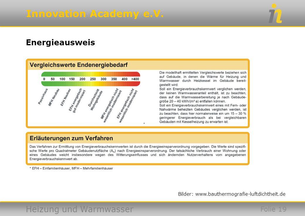 Energieausweis Welcome in der SolarRegion Freiburg