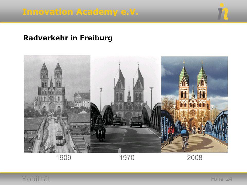 Radverkehr in Freiburg