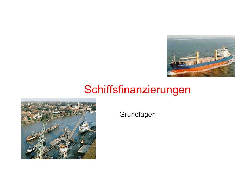 Schiffsfinanzierungen
