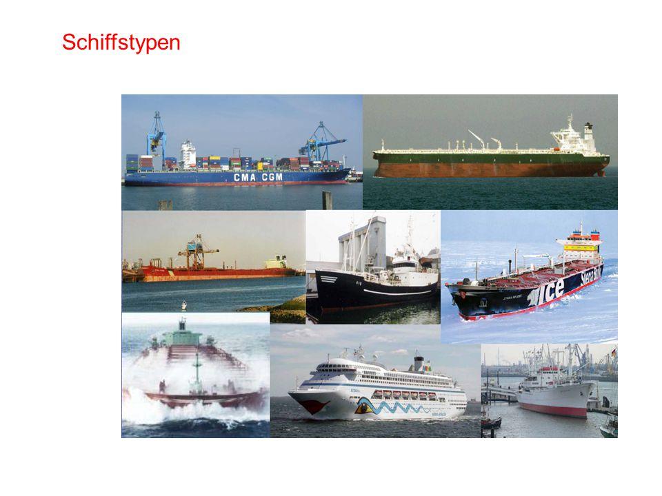 Schiffstypen