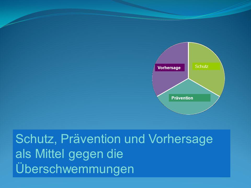 Protection, prévention, prévision contre les inondations
