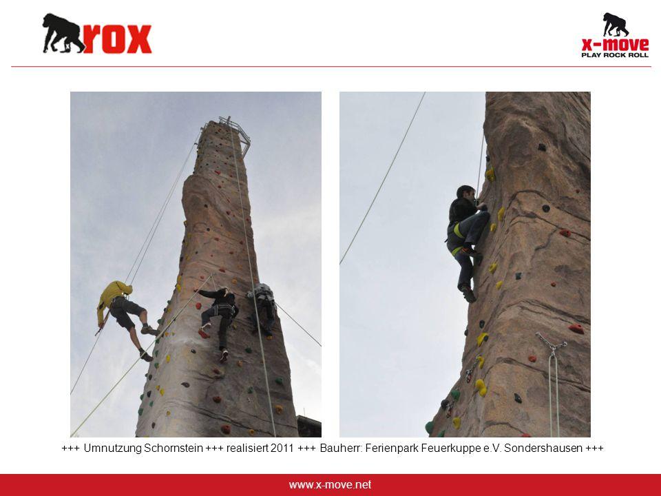 +++ Umnutzung Schornstein +++ realisiert 2011 +++ Bauherr: Ferienpark Feuerkuppe e.V. Sondershausen +++