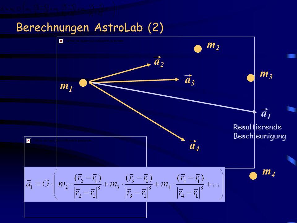Berechnungen AstroLab (2)