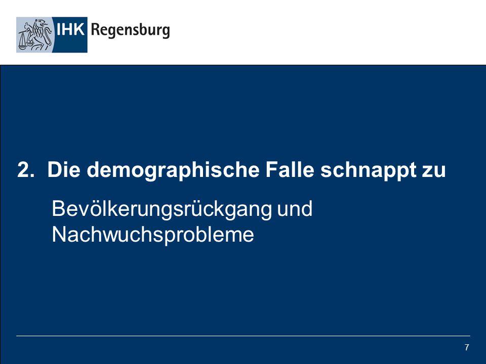 2. Die demographische Falle schnappt zu