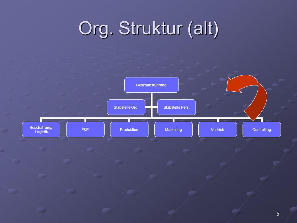 Org. Struktur (alt)