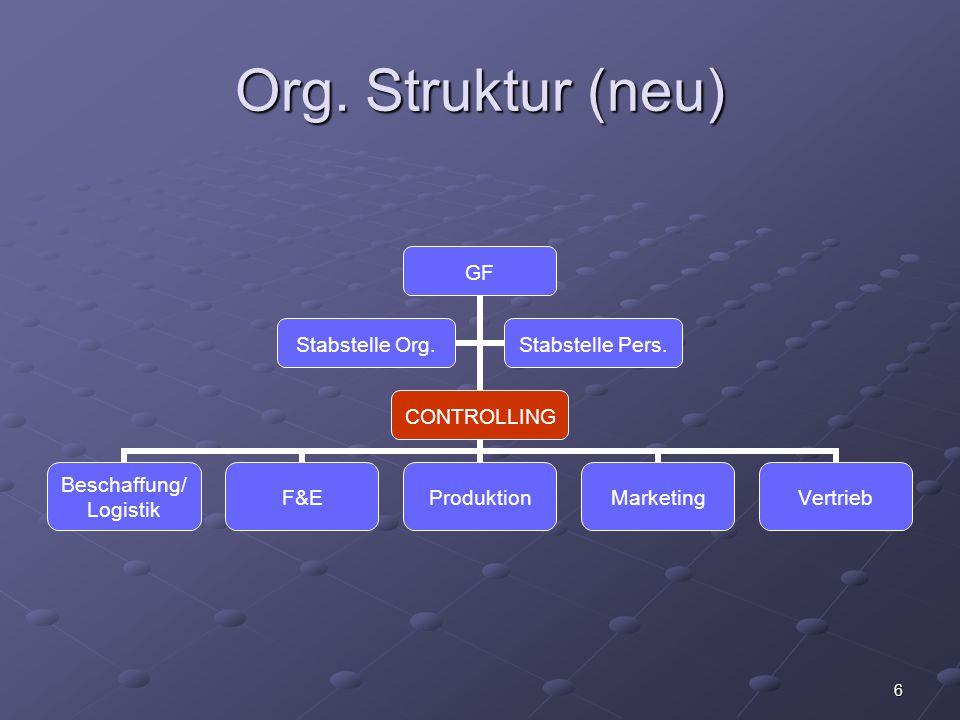 Org. Struktur (neu)