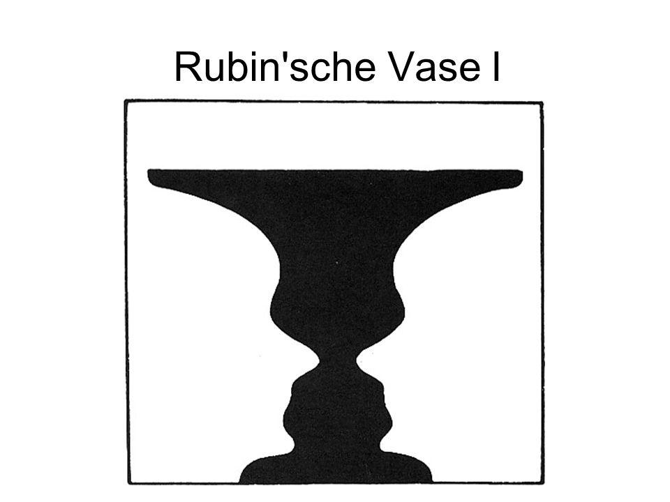 Rubin sche Vase I