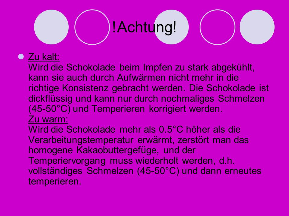 !Achtung!