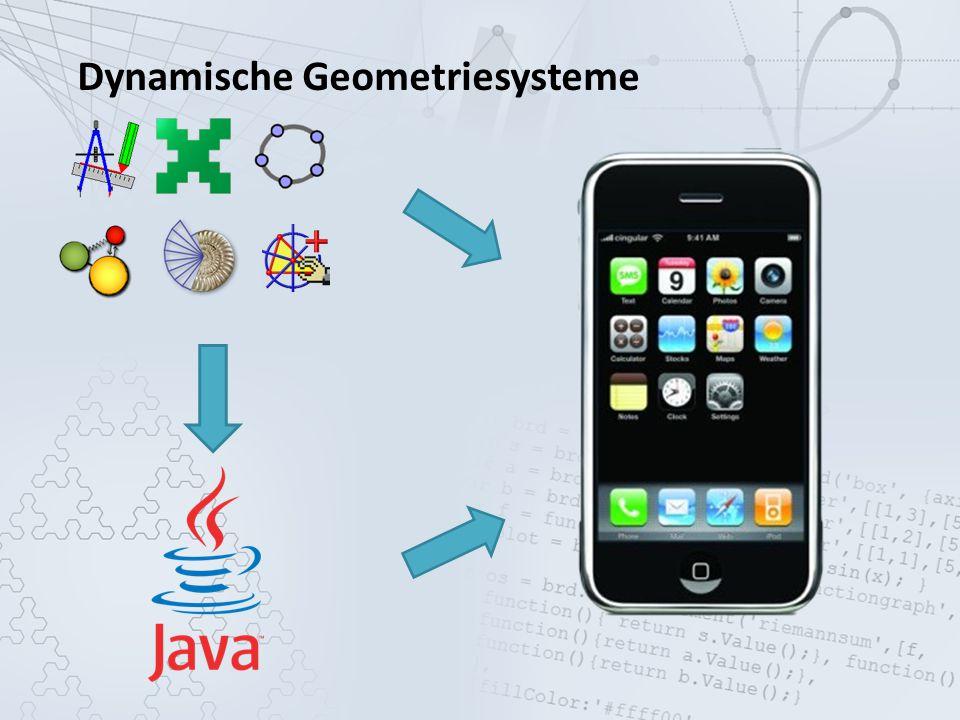 Dynamische Geometriesysteme