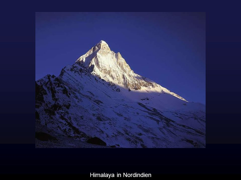 Himalaya in Nordindien