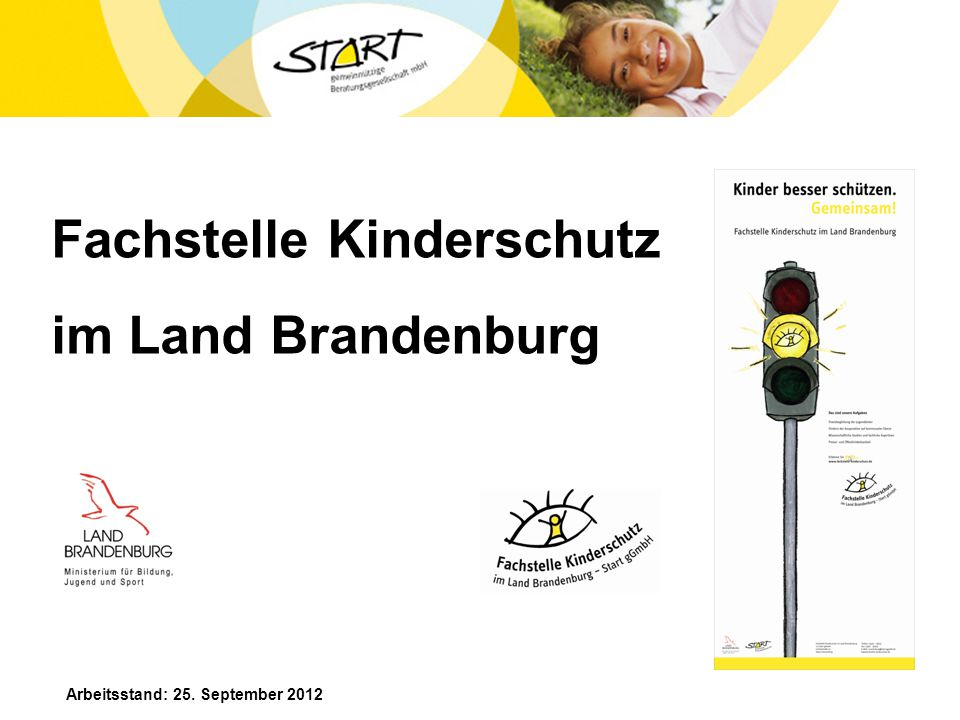 Fachstelle Kinderschutz im Land Brandenburg