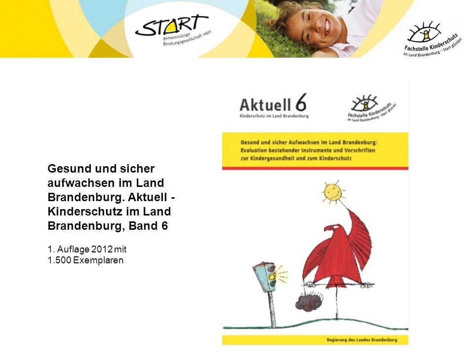 Gesund und sicher aufwachsen im Land Brandenburg