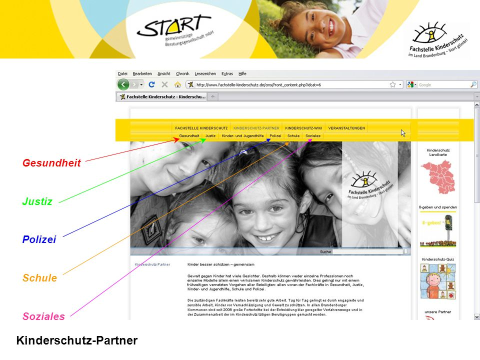 Kinderschutz-Partner
