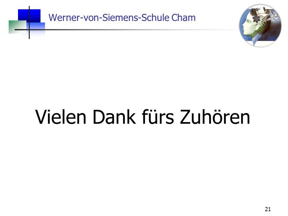 Werner-von-Siemens-Schule Cham