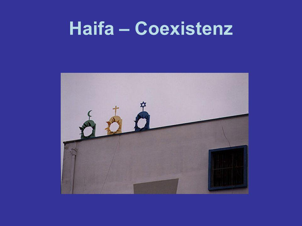 Haifa – Coexistenz