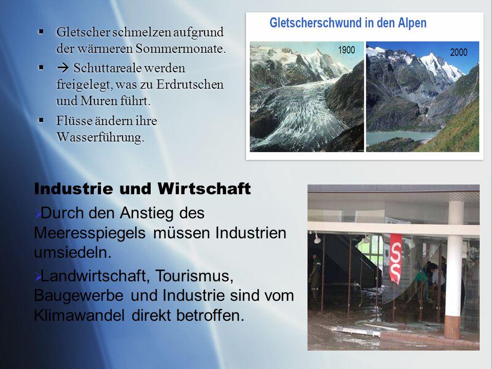 Industrie und Wirtschaft