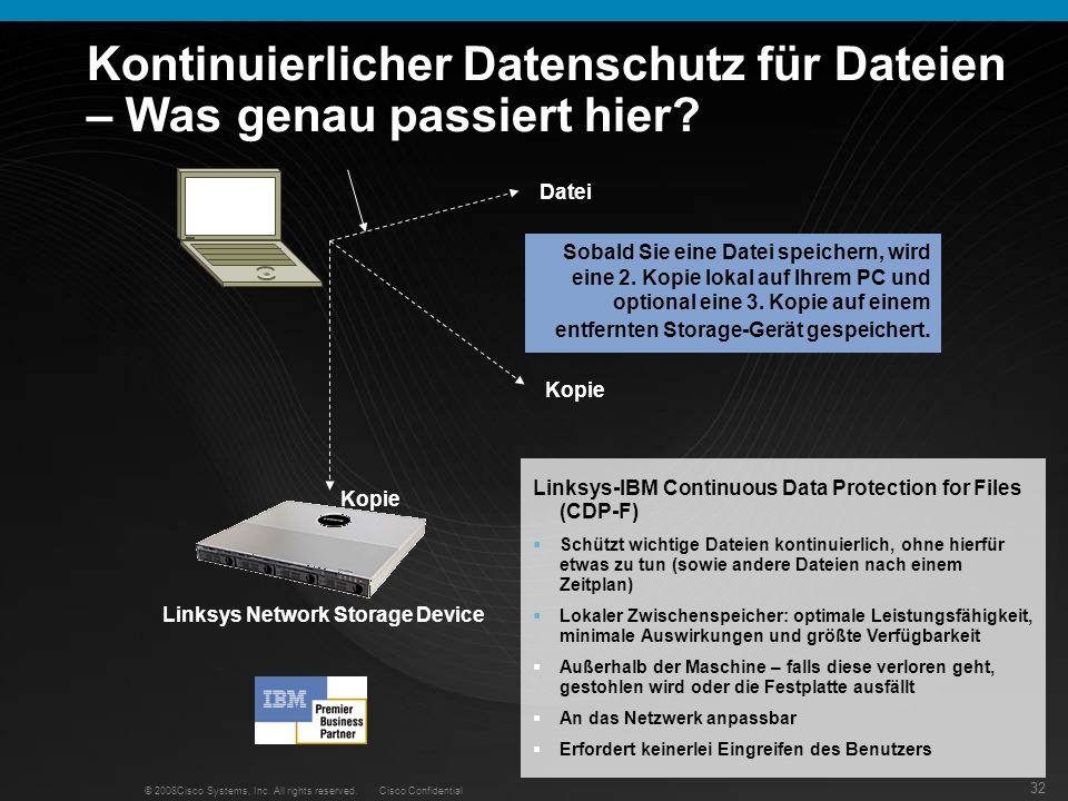Kontinuierlicher Datenschutz für Dateien – Was genau passiert hier