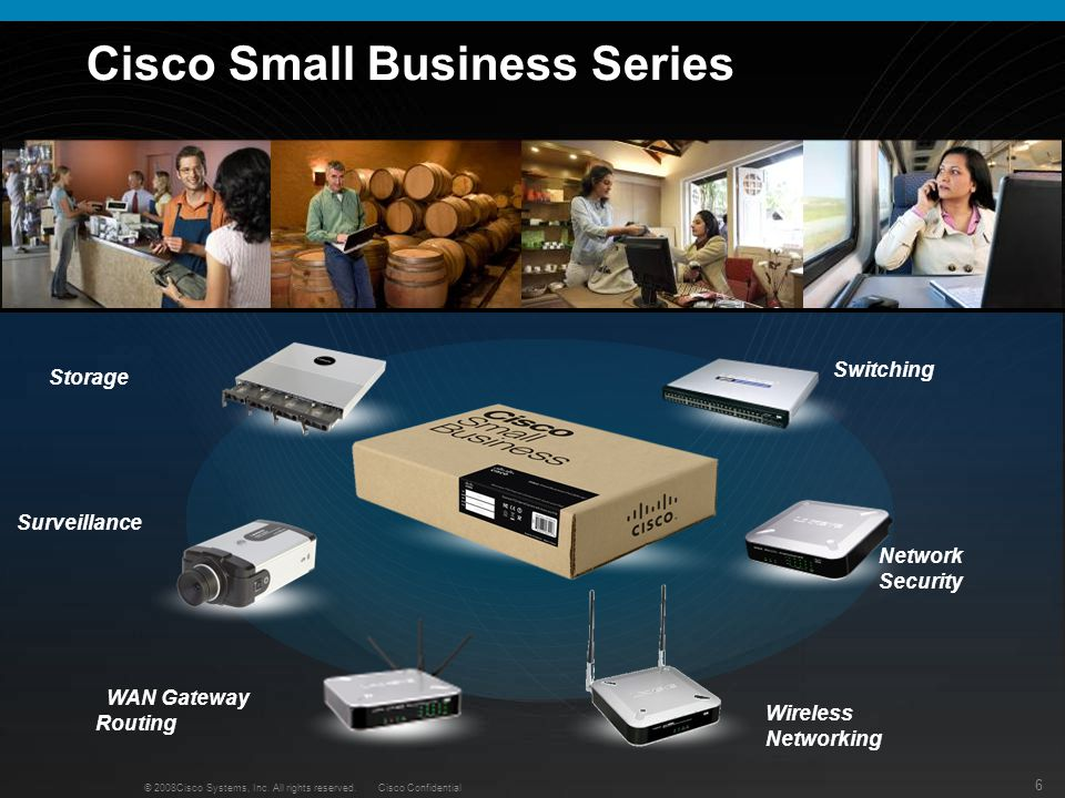 Cisco Small Business Series