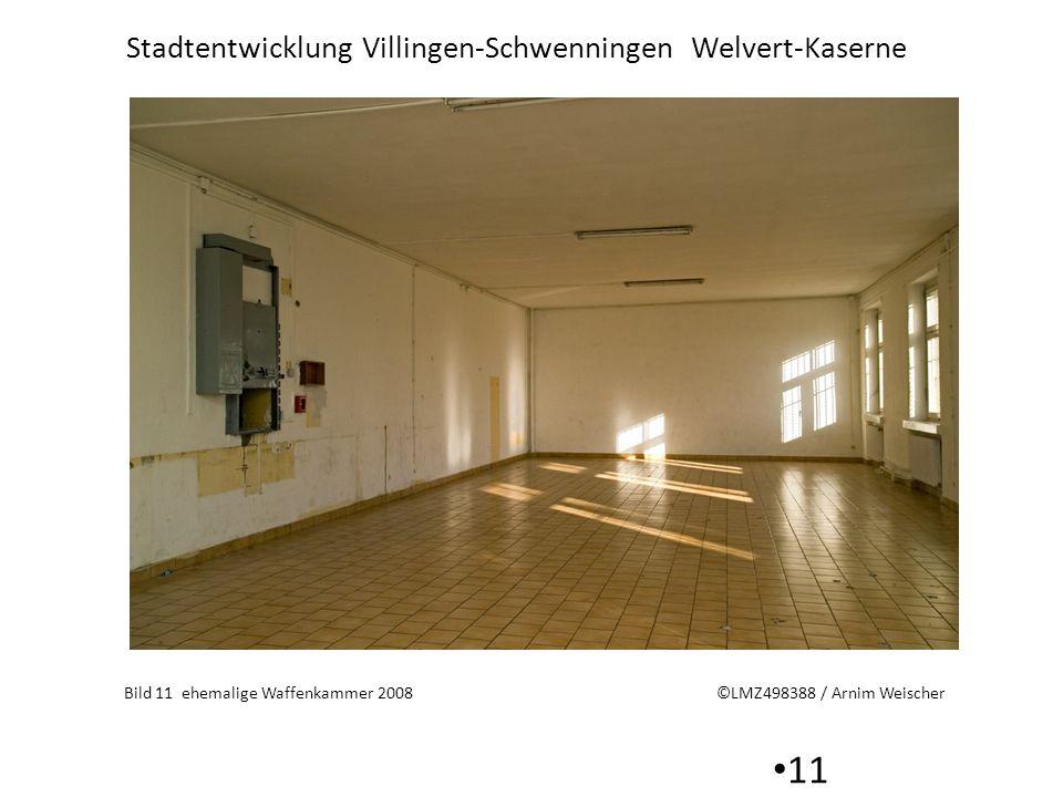 Bild 11 ehemalige Waffenkammer 2008 ©LMZ498388 / Arnim Weischer