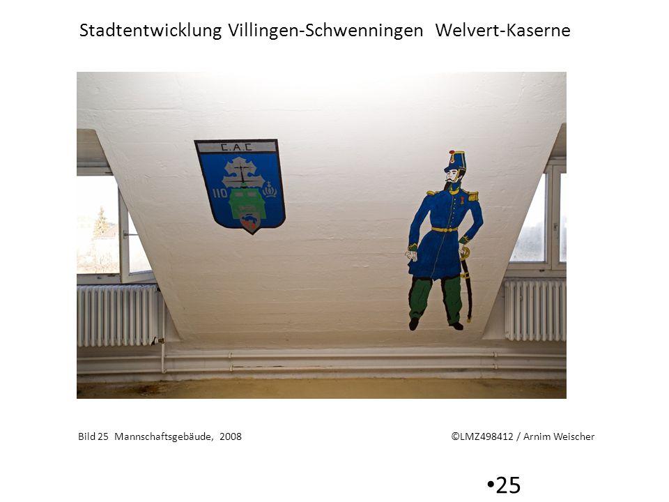 Bild 25 Mannschaftsgebäude, 2008 ©LMZ498412 / Arnim Weischer