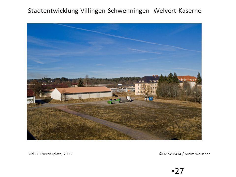 Bild 27 Exerzierplatz, 2008 ©LMZ498414 / Arnim Weischer