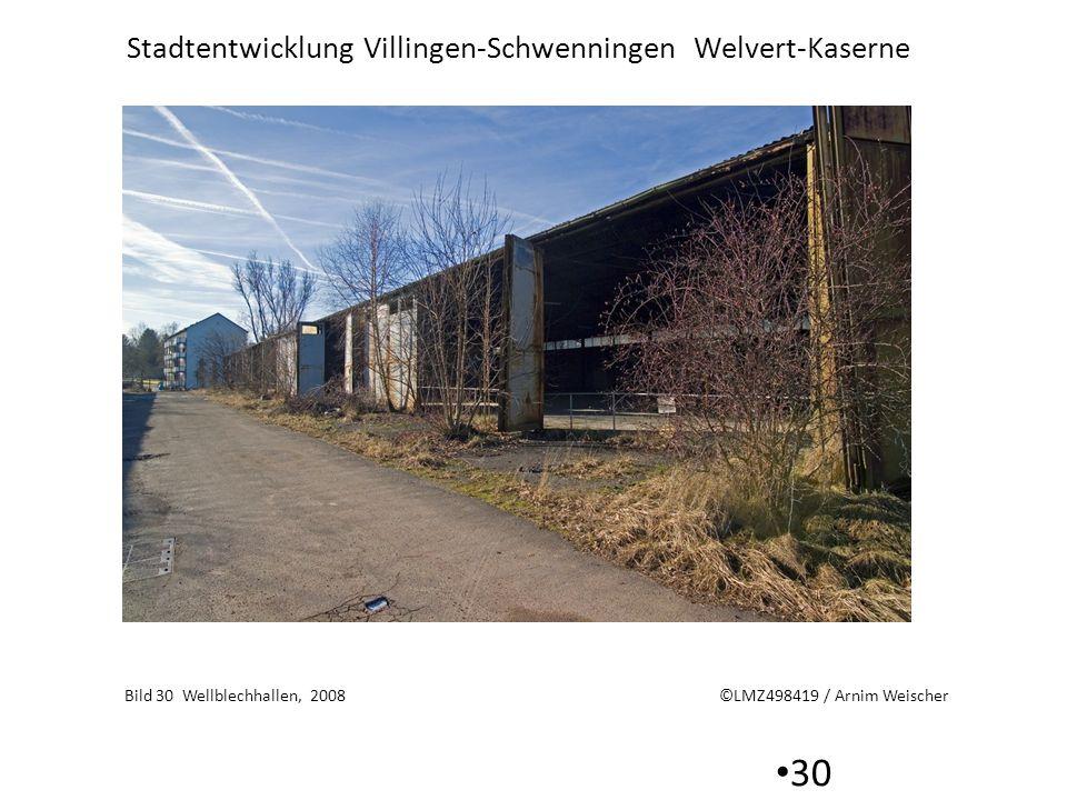 Bild 30 Wellblechhallen, 2008 ©LMZ498419 / Arnim Weischer