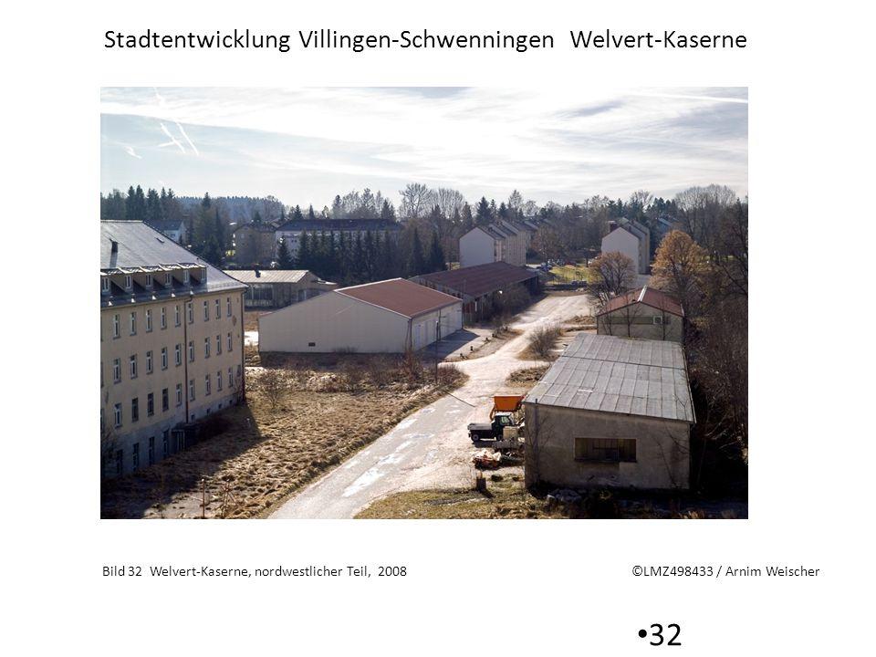 Bild 32 Welvert-Kaserne, nordwestlicher Teil, 2008