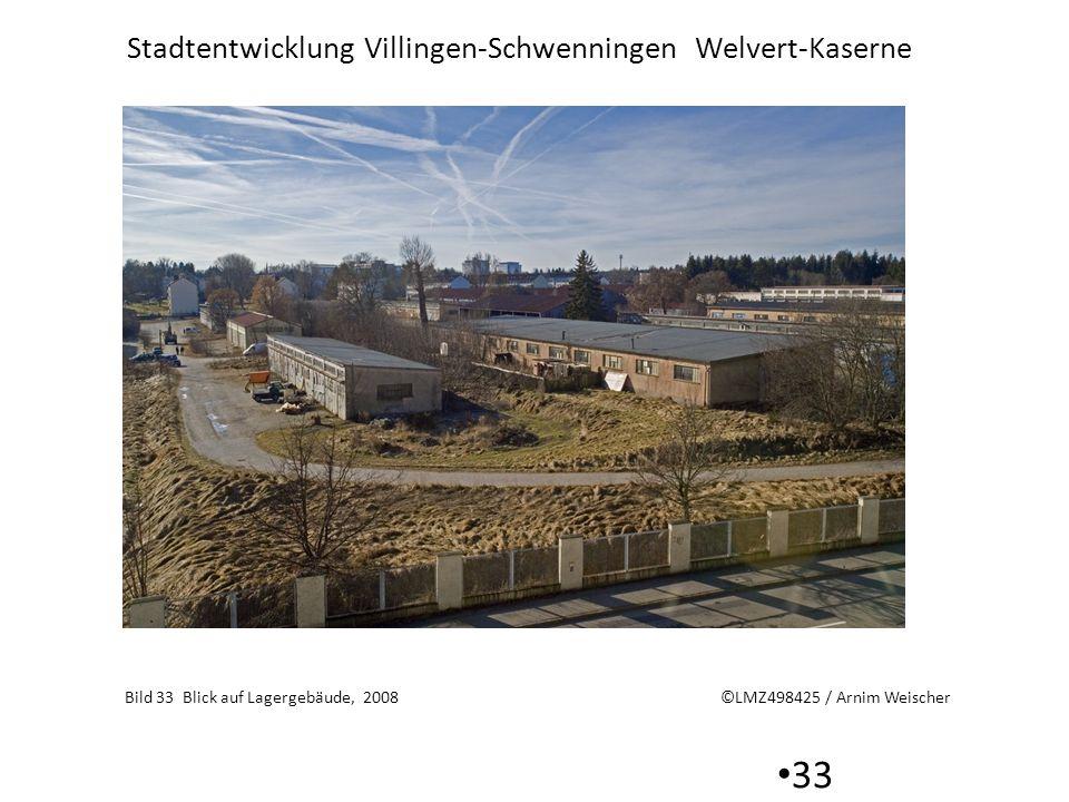 Bild 33 Blick auf Lagergebäude, 2008 ©LMZ498425 / Arnim Weischer