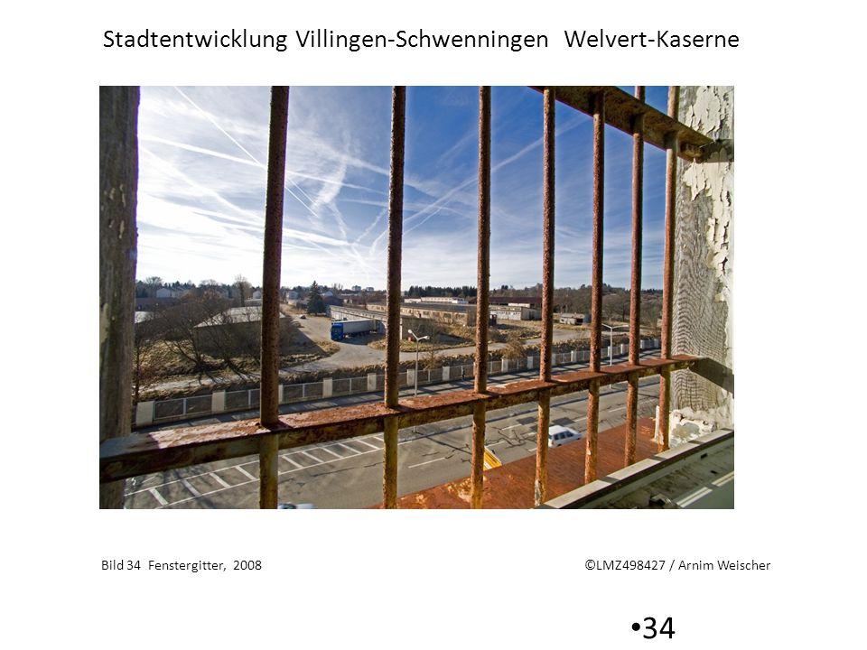 Bild 34 Fenstergitter, 2008 ©LMZ498427 / Arnim Weischer
