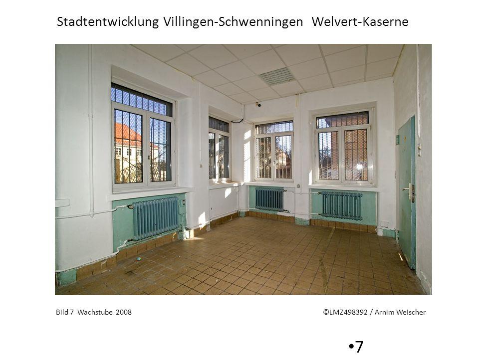 Bild 7 Wachstube 2008 ©LMZ498392 / Arnim Weischer