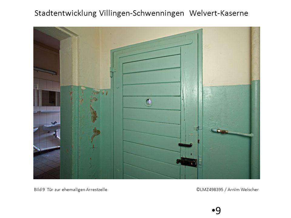 Bild 9 Tür zur ehemaligen Arrestzelle ©LMZ498395 / Arnim Weischer